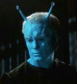 Шрэн, андорианец-мужчина (2151)