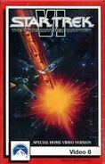 Star Trek VI Video 8 cover