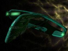 Ромуланский корабль класса WarBird.jpg