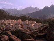 Maquis settlement
