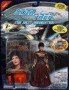 Playmates 1994 Lwaxana Troi
