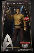 Playmates 2009 Command Collection Sulu