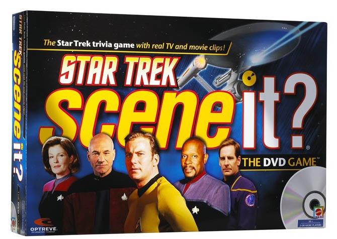 Star Trek Scene It?
