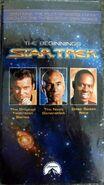 Star Trek The Beginnings VHS
