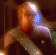 Worf prophet, 2374