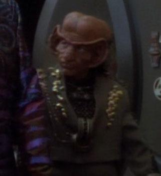 Unnamed Ferengi