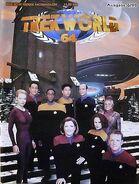 Final issue 64 cover Trekworld, June 1999