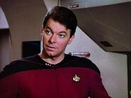 Riker footage, upconverted