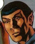 Spock, untold voyages