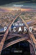 Star Trek Picard Season 2 poster