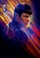 Star trek beyond, spock, neutre 2