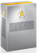 TNG Season 3 DVD-Region 1
