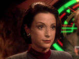 Pocket DS9 characters