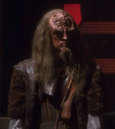 Klingon council member 1, 2153