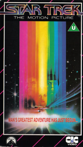Star Trek: The Motion Picture (VHS)