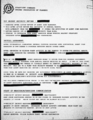 Starfleet memorandum, page 1