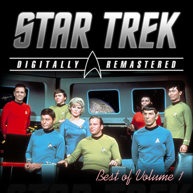 Best of Star Trek: The Original Series - Remastered, Volume 1