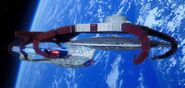 Earth station McKinley-R