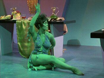 Marta's dance