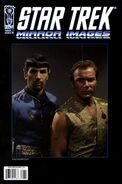 Mirror Images issue 1 cover RI