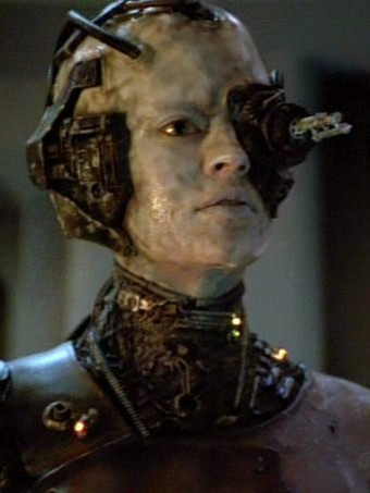 Borg-Implantat