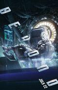 Star Trek Beyond Captain Jaylah poster