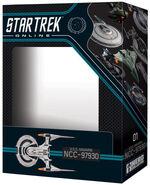Star Trek Online Starships Collection packaging