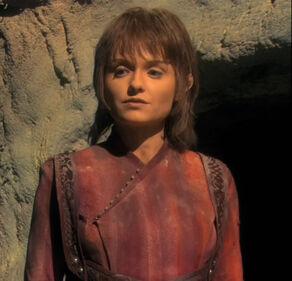 T'Pau, a female Vulcan (2154)
