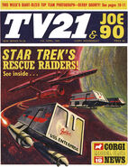 TV21 Issue 29 Cover