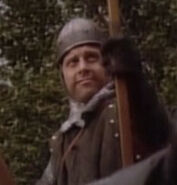 Medieval guard 9