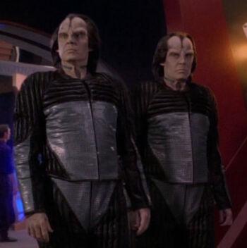 Ah-Kel and Ro-Kel, Miradorn twins