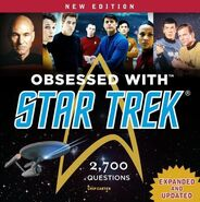Obsessed with Star Trek updated edition cover
