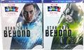 Star Trek Beyond Blu-ray Region A Target cover