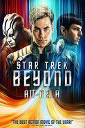 Star trek au-delà (DVD) québéc 2016