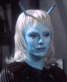 Талас, женщина-андорианка (2153)