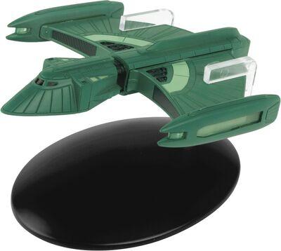 Raumschiffsammlung 90 Romulanischer Aufklärer.jpg
