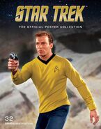 Star Trek The Official Poster Collection cover