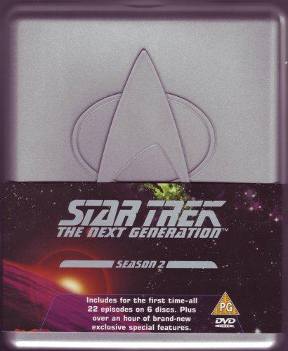 TNG DVD-Box Staffel 2