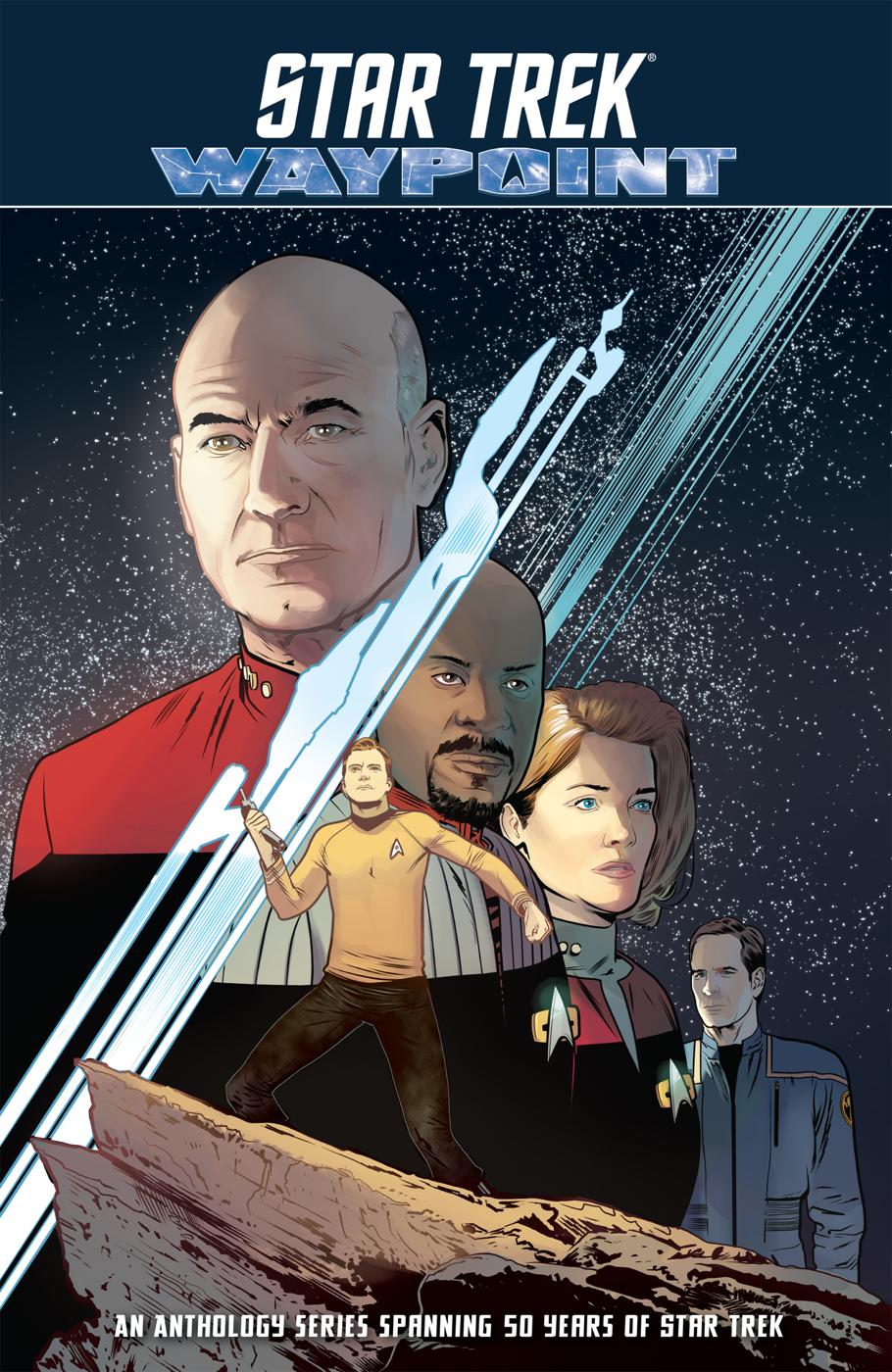 Star Trek: Waypoint (omnibus)