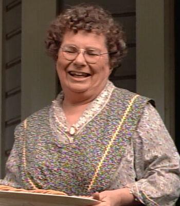 Aunt Adah