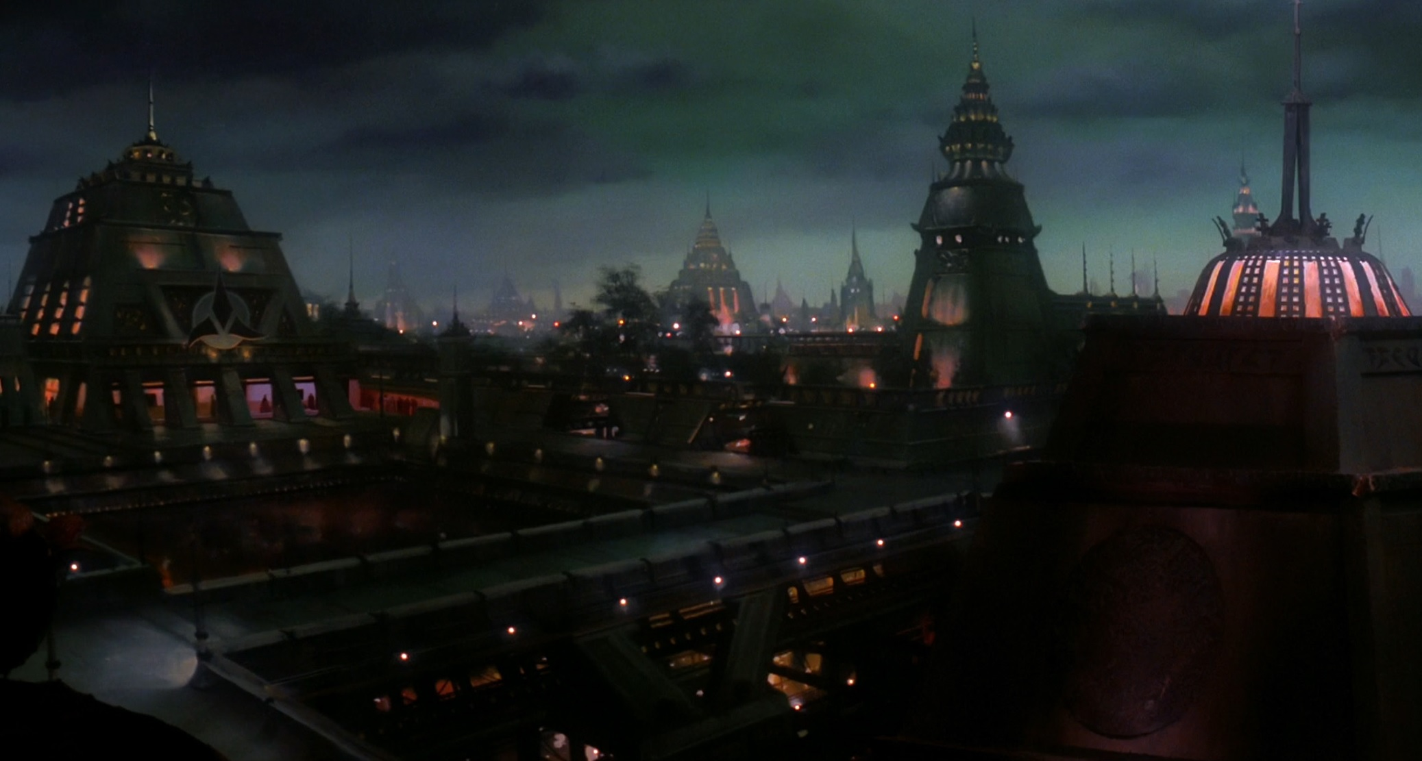 Der Kampf um das klingonische Reich, Teil I