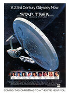 Poster Star Trek The Motion Picture