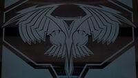 Symbol Romulańskiego Imperium Gwiezdnego