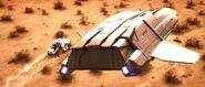 Argo shuttle and buggy