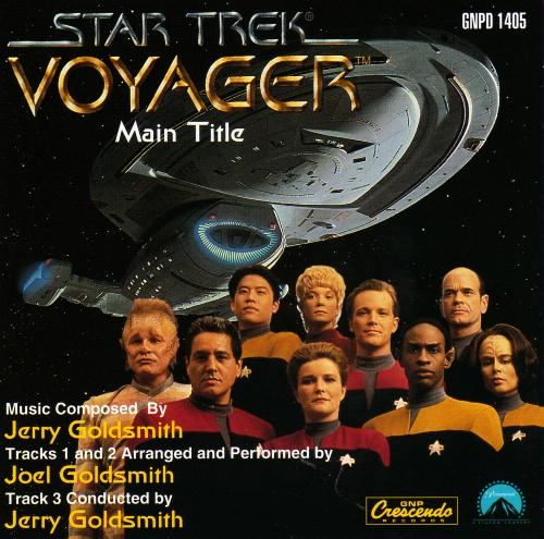 Star Trek: Voyager – Main Title