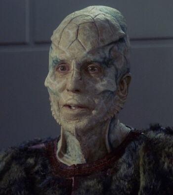 D'Marr, an alien trader