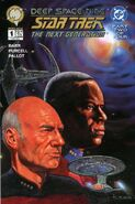 DS9 TNG comic 2 of 4