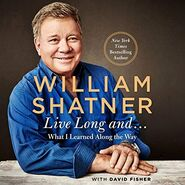 Live Long and... audiobook cover