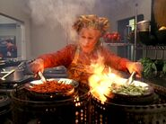 Neelix cooking