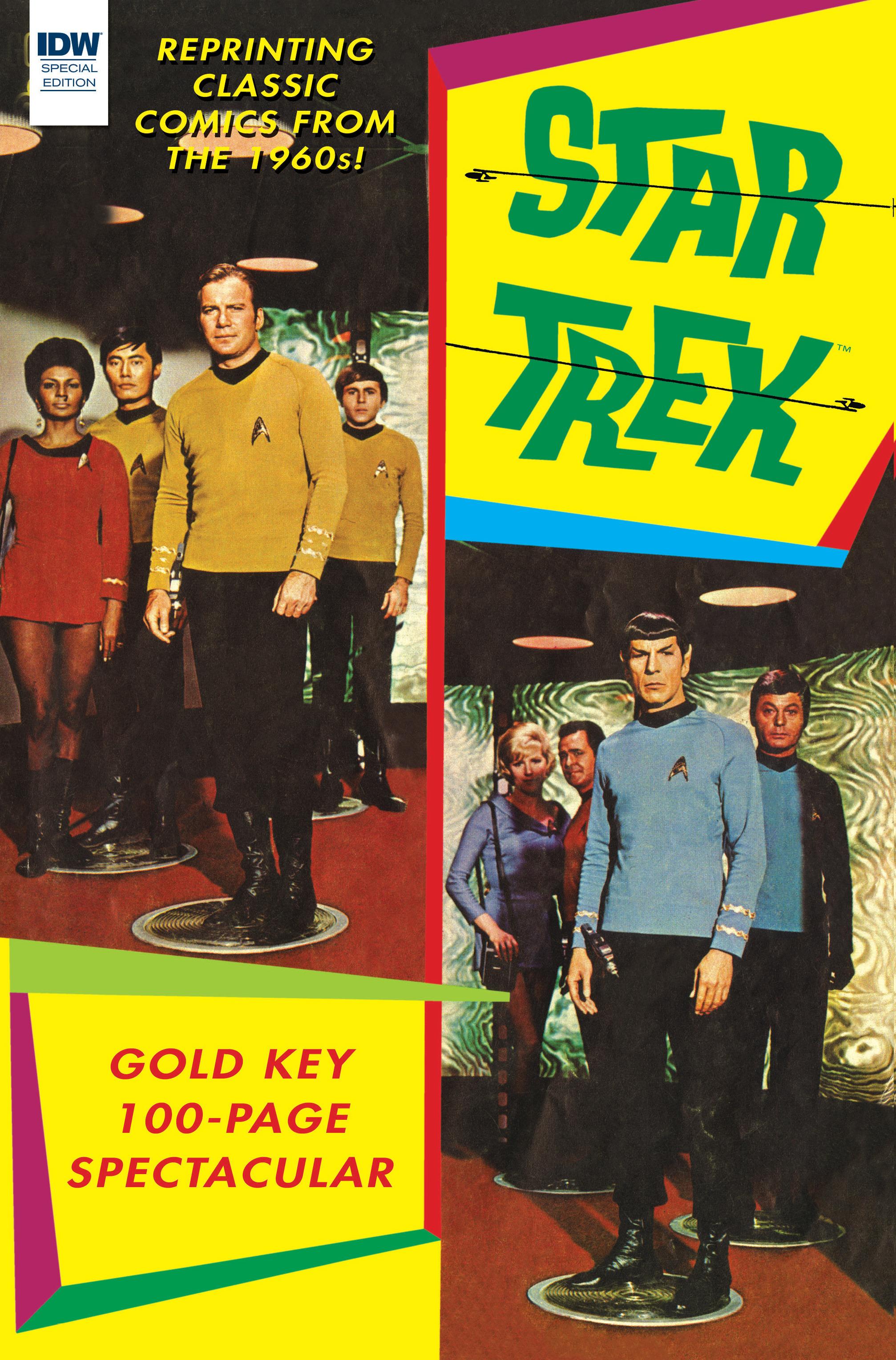 Star Trek - Gold Key 100-Page Spectacular